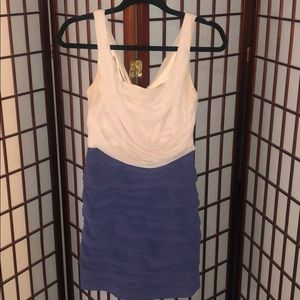 Two-toned Express dress